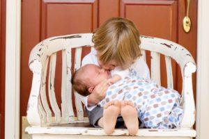 תינוק ראשית